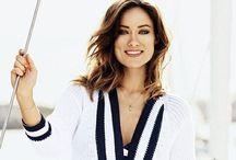 Style inspiration - Olivia Wilde / Fashion  / by Jade