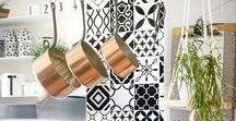 Cuisine | Kitchen / Kitchen Decoration Inspiration - Cuisine et Salle à Manger