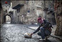 Painting Art | Syria War