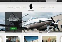 AWG Web Designs / View our portfolio for dozens of more designs: http://www.activewebgroup.com/web-design-portfolio