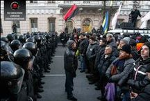 Painting Art | Ukraine Demonstration