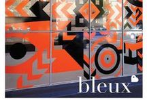 bleux projects / A collection of images showing past, present and future concepts and projects.