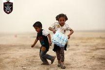 Painting Art | Crisis In Iraq 2014