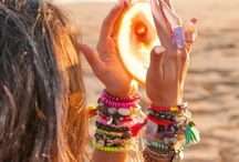 BOHO CHIC / Bohemian style, Hippie style, boho chic, clothing & jewelry