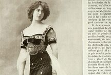 FASHION ARCHIVES -1900-1920 / Fashion Statements, Dresses, Fashion in the  1900 - 1930