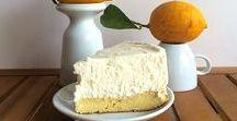 Citronnée | Lemon Addict / Ensoleillé, acidulé... le citron décliné en jolies recettes sucrées | Lemon cakes, cookies, cupcakes, pies...
