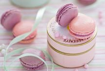 Macaroons and other yummy desserts