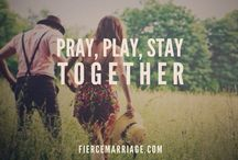 Relationships - If it's broken, fix it! / Marriage truths ❤, Love languages, Prayer.