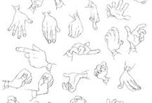 Character Anatomy | Hands