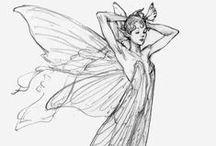 Fantasy Design | Faeries