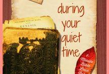 Bible study & Prayer Journaling