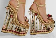 Interestinlyweirdlybeautifulshoes / Shoes that weirdly Beautifully and interestingly turn heads!