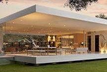 Casas ABERTAS  | VV2 arquitetura | blog / Casas voltadas para o exterior. Viva a vida ao ar livre!