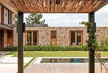 Casas de CAMPO  | VV2 arquitetura | blog / Casas aconchegantes.