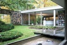 Casas PÁTIO | VV2 arquitetura | blog / Casas com pátios internos.