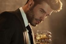 Gentlemen & Drink / Drink like a gentleman.