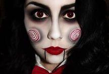 Badass Costumes and makeup