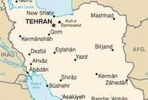 Iran / by Barbara Martin