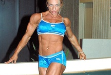 Female Muscle Community Board / This is a Community Pin Board for all fans of female muscle! Feel free to pin up anything related specifically to the sport. If you would like to be added to the board, just follow it and you'll receive an invite. If you have not yet received an invite, send an email requesting an invite on femalemuscleguide.com. All images or information that is unrelated to this topic will be removed immediately along with the pin-er. NO PORNOGRAPHY, NO NUDITY AND NO SPAMMING. Thank You. / by Female Muscle Guide