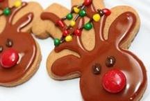 Christmas - Food / by Christine Teeple