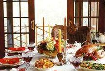 Thanksgiving......