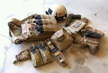 Tactical Vests end Tactical Belt