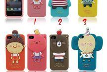iPhone cases ;)