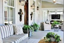 Sunrooms, Porches, Decks & Patios / Sunrooms, Porches, Decks & Patios