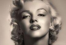 Mailyn Monroe / ;)