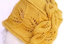 Crochet/knittet hats