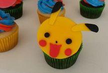Pokemon Treats / Created for a 9 yr-old birthday boy