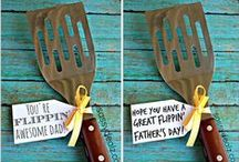 Father's Day Gift Ideas / Easy and budget-friendly ideas for all of the Dads in your life!