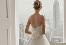 Rosa Clara 2015 wedding dress collection / Rose Clara's famous wedding collection! with back and front of dresses!