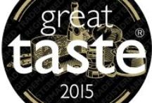 GREAT TASTE AWARDS 2015 / This is the NEW GREEK! It is written on the stars!  Absolute Taste. Absolute Quality. Absolute Elegance.  be sweet's GREAT TASTE AWARDS winners are waiting for you to taste them! Enjoy.