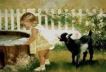Les enfants`•. ¸ ¸. ☆ / L'innocence de l'enfance