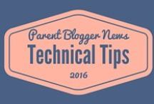 Blogging - Technical Tips for Bloggers / How to get your blog working smoothly. Advice and tutorials to help with everything from Wordpress plugins to HTML code.