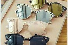 lentes / lentes de sol