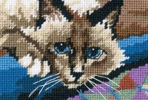 Broderimønstre/embroidery