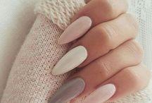 * nail *