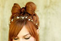 Cute & simple hairstyles for school