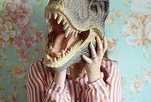 Dinosaur stuff