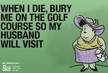 Deep Thoughts on Golf... From 3balls / by 3balls.com