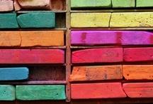 PASTELS / Pure pigment
