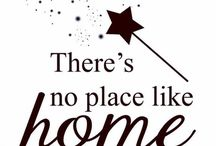 "HOME: For the Love of Home / ""Those things that make my house a cozy home"""