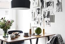 Home/decor inspiration / Inspiration - home and decor / by Josefine Ellborg