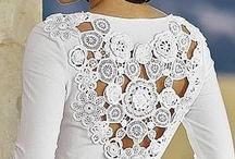 Croche, trico, etc ...para vestir / by Patrícia Trucolo