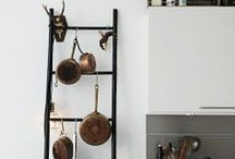 Rustic industrial kitchen Gordes Provence / Ideas to renovate tiny provencal kitchen