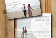 Wedding Invitation Designs / by Sarah Lee