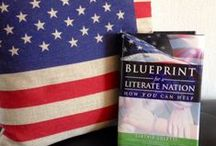 Blueprint for a Literate Nation  / Have you purchased your book you? Get your copy now at: amzn.to/1nskkTJ