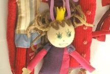 Dolls / Handmade dolls and monsters